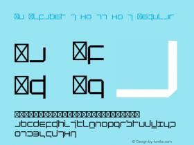 Nu Alfabet 7 80 11 80 7