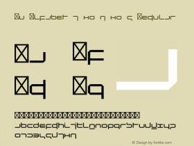 Nu Alfabet 7 80 9 80 5