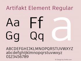 Artifakt Element