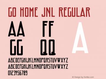 Go Home JNL