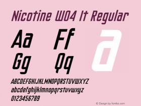 Nicotine W04 It