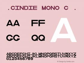 ☞Cindie Mono C