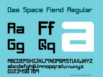 Das Space Fiend