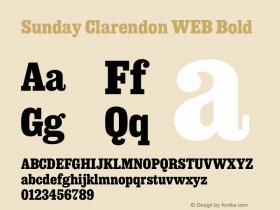 Sunday Clarendon WEB