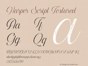 Harper Script