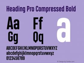 Heading Pro Compressed