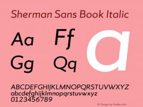 Sherman Sans