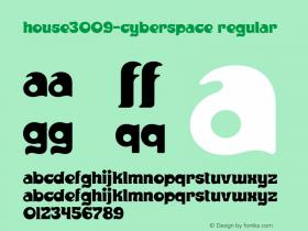 HOUSE3009-Cyberspace