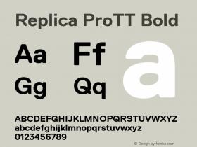 Replica ProTT