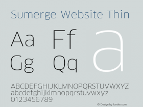 Sumerge Website