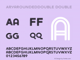 AryaRoundedDouble