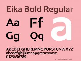 Eika Bold
