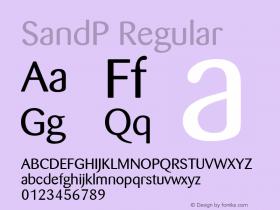 SandP