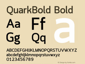 QuarkBold