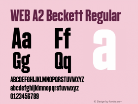 WEB A2 Beckett