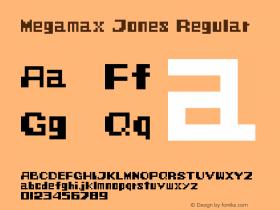 Megamax Jones
