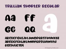 Trillian Shorter