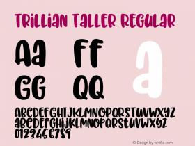 Trillian Taller