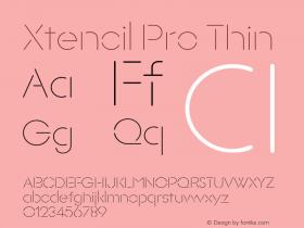 Xtencil Pro