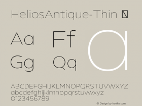 HeliosAntique-Thin