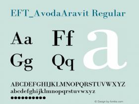 EFT_AvodaAravit