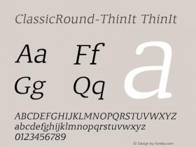 ClassicRound-ThinIt