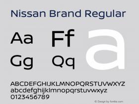 Nissan Brand