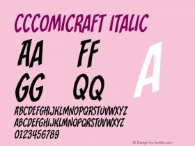 CCComicraft