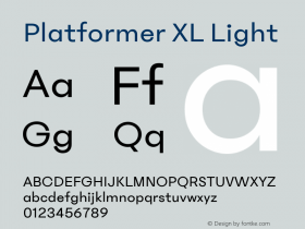 Platformer XL