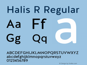 Halis R