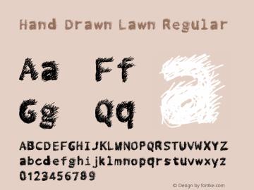 Hand Drawn Lawn