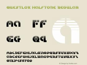 Questlok Halftone