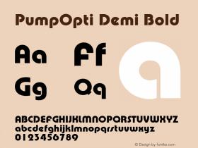 PumpOpti Demi