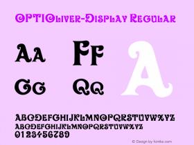 OPTIOliver-Display