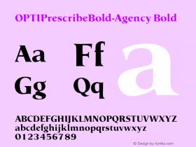 OPTIPrescribeBold-Agency