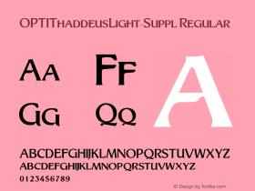 OPTIThaddeusLight-Suppl