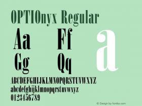 OPTIOnyx