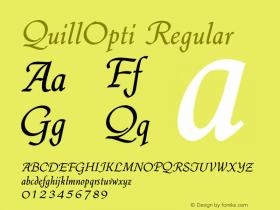 QuillOpti