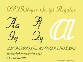 OPTIStoyer Script