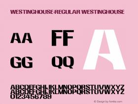 Westinghouse-Regular
