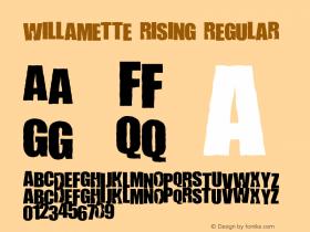 Willamette Rising