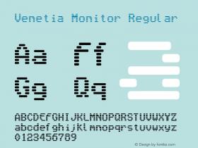 Venetia Monitor