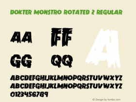 Dokter Monstro Rotated 2