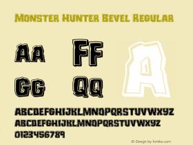 Monster Hunter Bevel