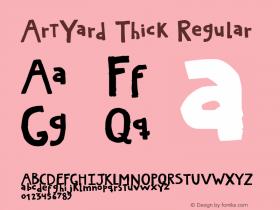 ArtYard Thick