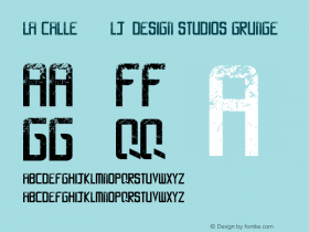 LA CALLE 6 - LJ-Design Studios