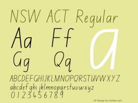 NSW ACT