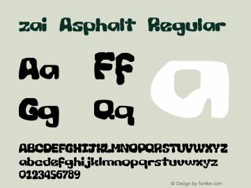 zai Asphalt