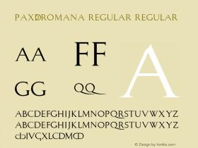 Pax-Romana_Regular