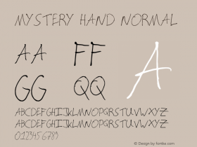 Mystery Hand